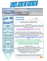 Flash Info Janvier2019