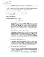 Conseil Municipal du 24 janvier2020