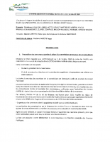 Conseil Municipal du 2 juillet 2020